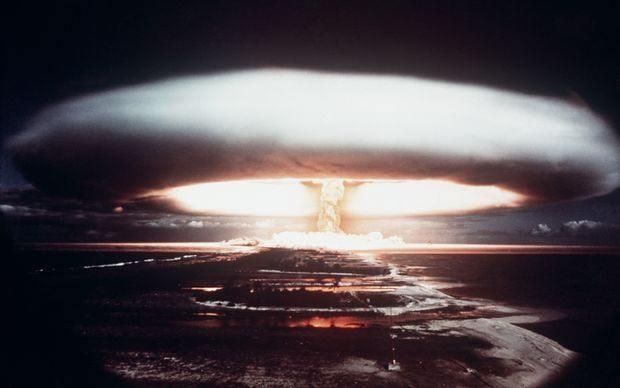 Mururoa-explosion
